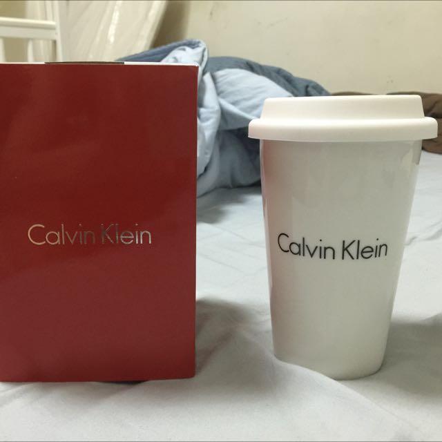 CK 陶瓷隨手杯