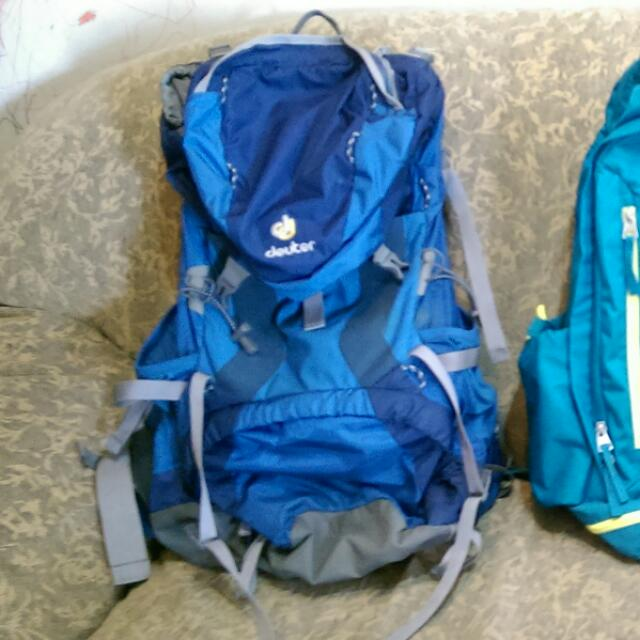 Deuter Act Lite 50+10L