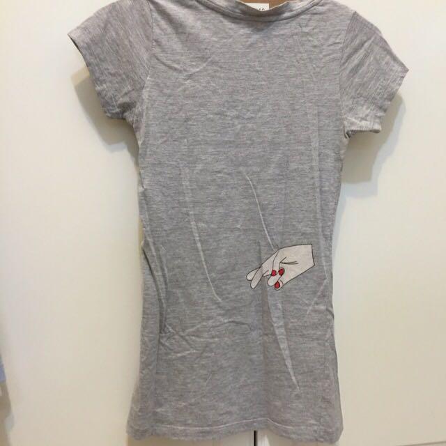 Lazybone*短袖T恤