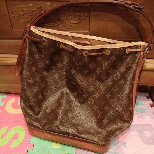 Louis Vuitton 水桶包