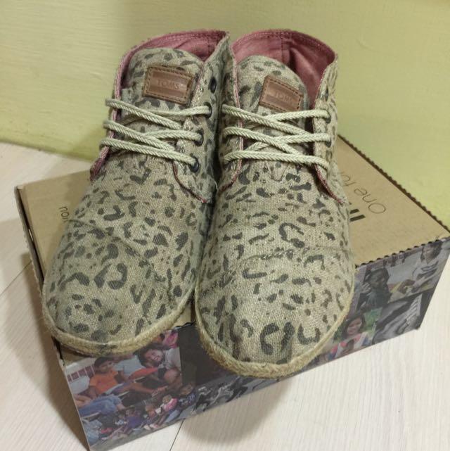 📮含運📮TOMS 低筒靴