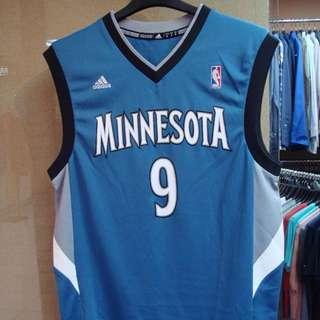 NBA MINNESOTA 球衣