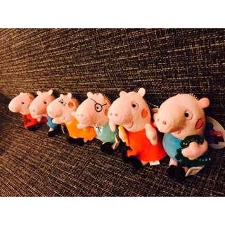 [全新]Peppa Pig [粉紅豬小妹]和她的一家人
