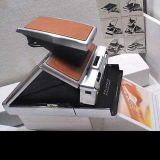 Polaroid Sx-70 Impossible Project