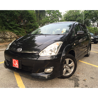 07/07 LOCAL Toyota Wish 2.0(A)HIGHSPEC-NEW FACELIF