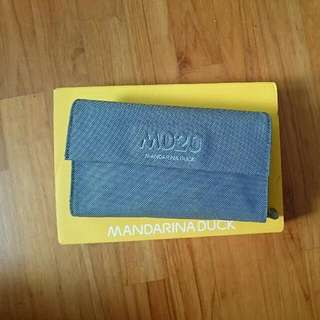 Authentic Mandarina Duck Long Wallet