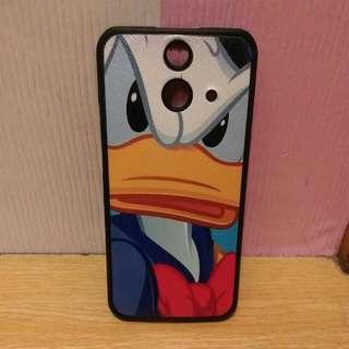 HTC E8 手機殼-唐老鴨