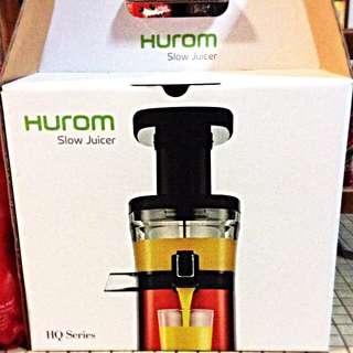 Hurom Slow Juicer HQ Series