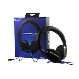 全新 BlueAnt EMBRACE 3.5mm 頂級高音質立體聲耳罩式耳機