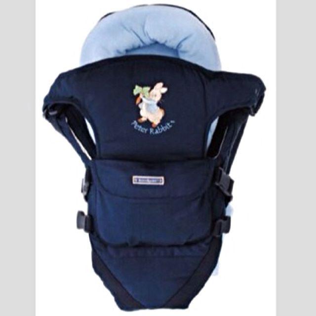 🔻降價🔻彼得兔5合一多功能抱嬰袋(背巾)
