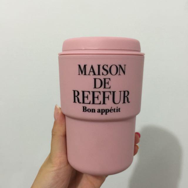 梨花隨行杯