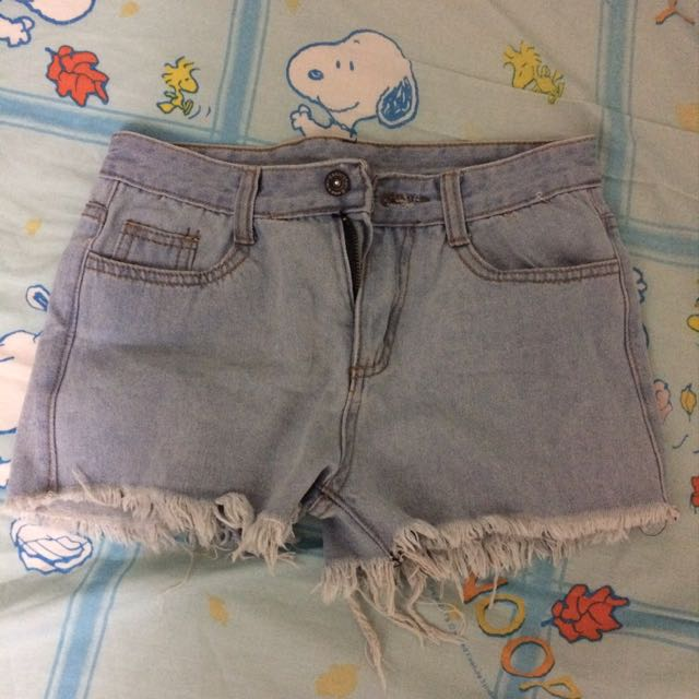 🌴牛仔短褲