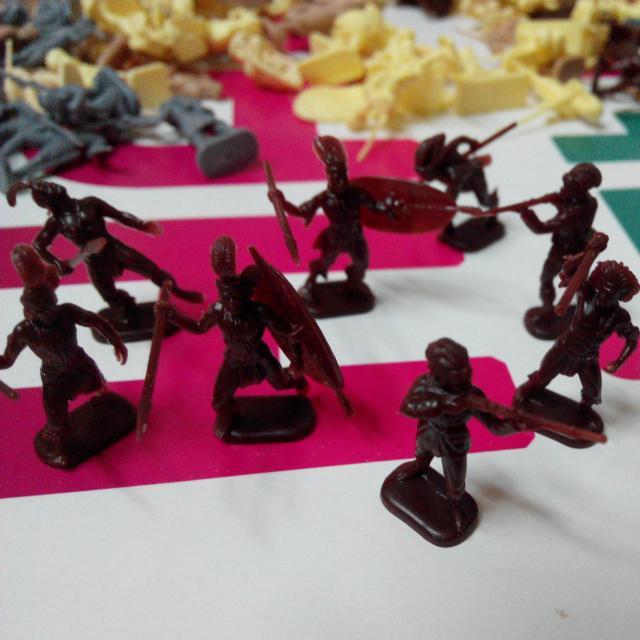 古代 士兵 戰爭 玩具