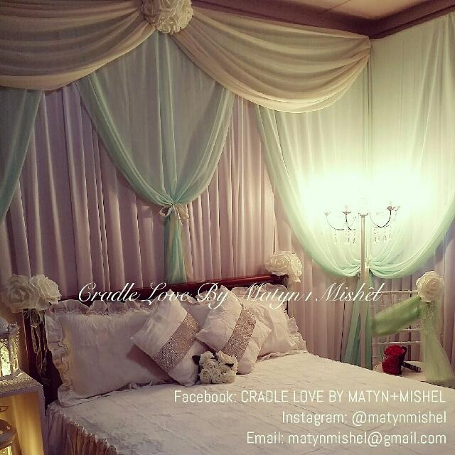 Bridal Room Decor Everything Else On Carousell