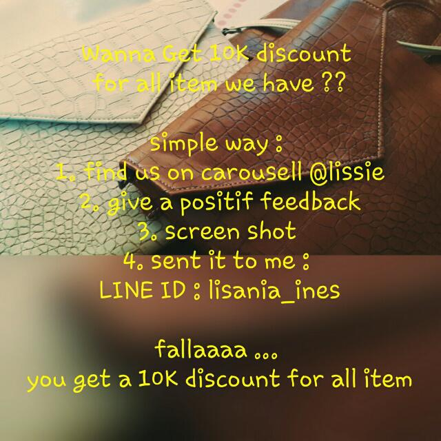 Discount 10K All Item