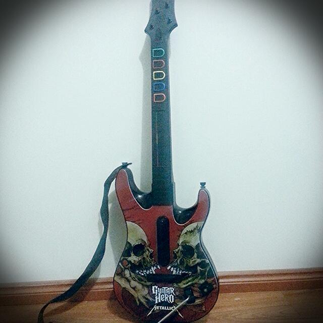 Guitar Hero || Xbox Controller