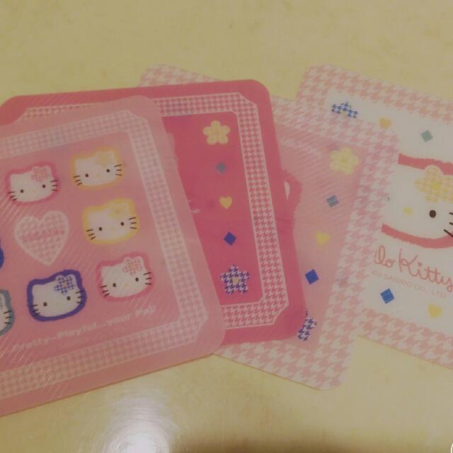 [全新]Hello Kitty杯墊
