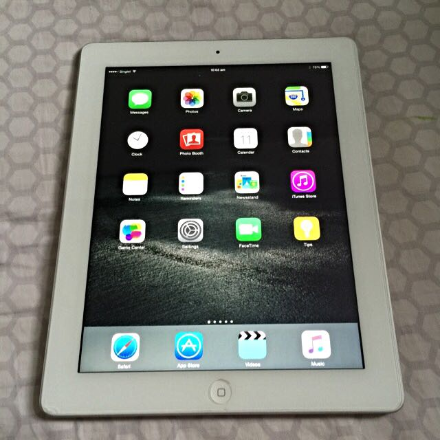 iPad 4th gen Wifi + 4G/LTE 64gb