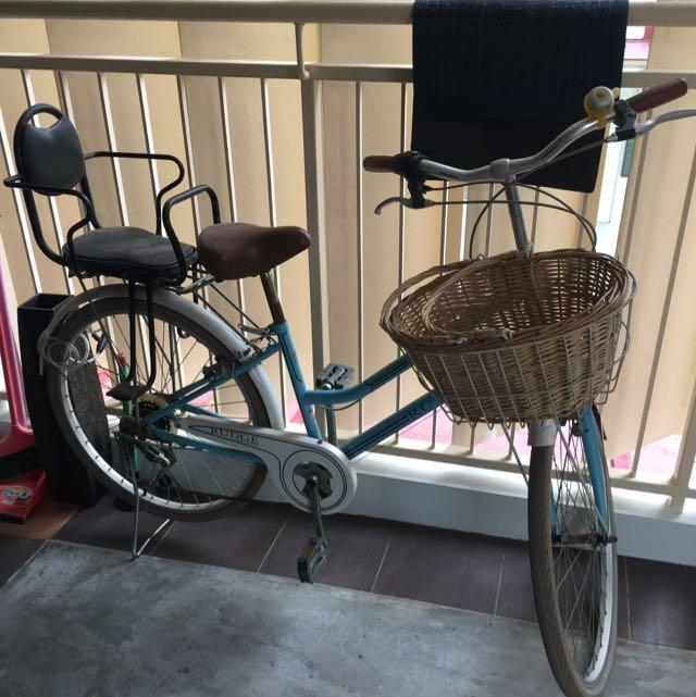 Rudge Whitworth Bicycle