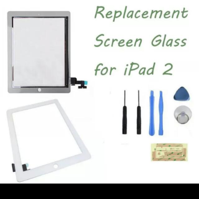 Screen Replacement For Ipad 2