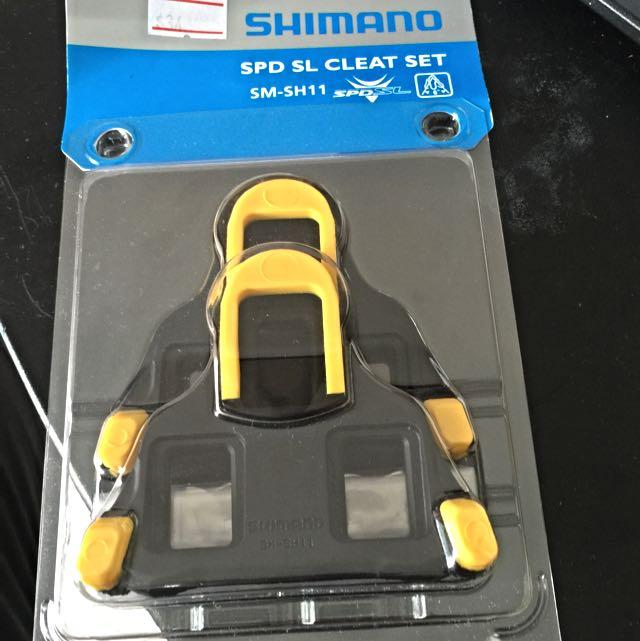 Shimano SPD cleats Set SM-SH11