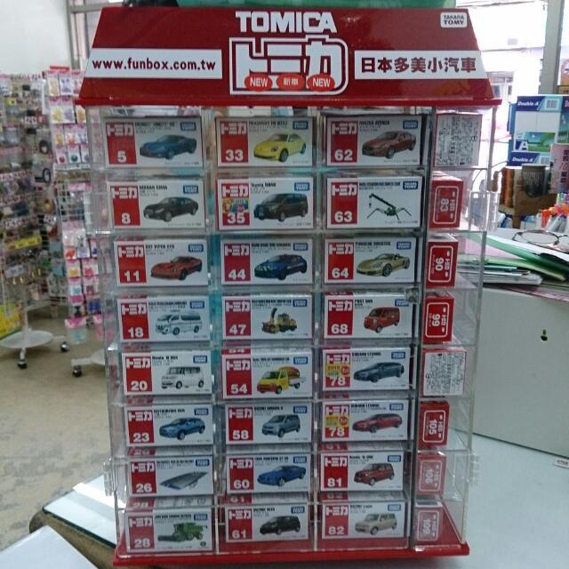 TOMICA小汽車