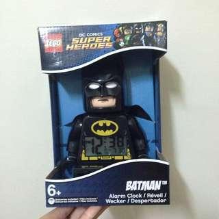 (保留)LEGO蝙蝠俠時鐘