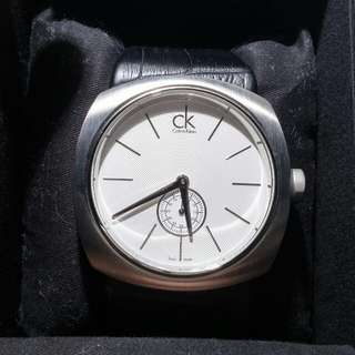 Calvin Klein 大錶面 單眼 型號: K9712120