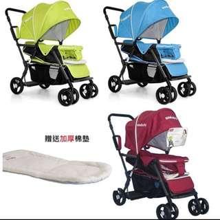 Seebaby T12 嬰兒車