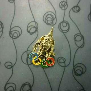 3 Countries 28th Sea Games Pin