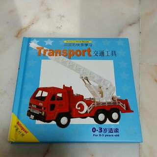 Baby S First Book Transport