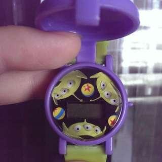 🎐三眼怪 手錶 扭蛋