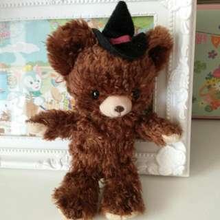 大學熊吊飾裸娃