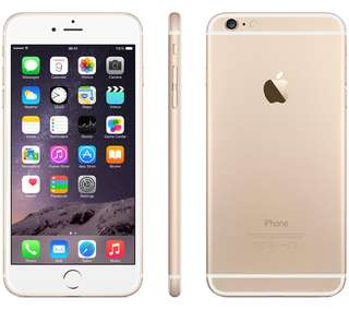 **BNIB** iPhone 6 Plus 64GB GOLD **BRAND NEW UNSEALED**