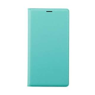 Xiaomi Redmi Note Original Flip Case With Card Holder In Green With Original Screen Protector Matte