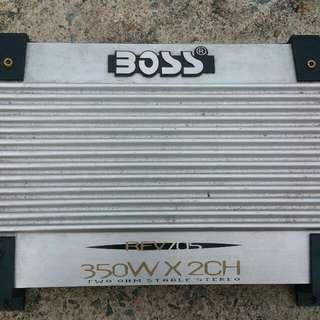 Boss Rev750 350W 2 channel Amplifier