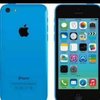 32GB Preloved Iphone 5C Blue Colour - Fast deal at $260 Today