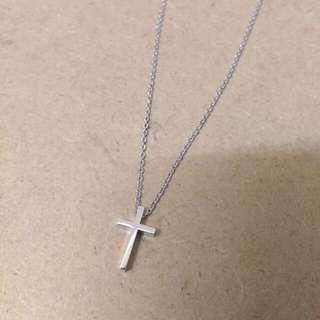 全新十字鎖骨鍊