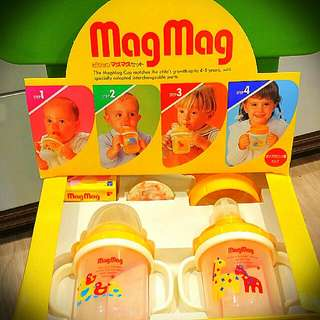 *New Reduced Price* Pigeon mag mag Cup Set