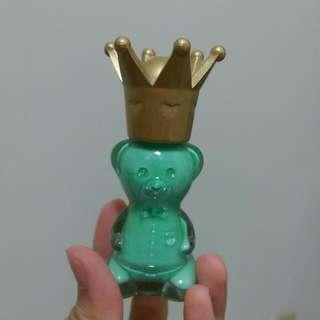 皇冠小熊指甲油(Tiffany綠)