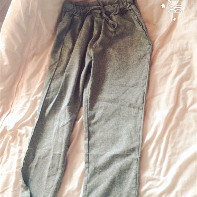 老爺褲,只試穿過一次/單一尺寸~含運