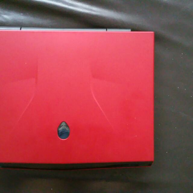 Alienware M11x R3 Nebula Red, Electronics on Carousell