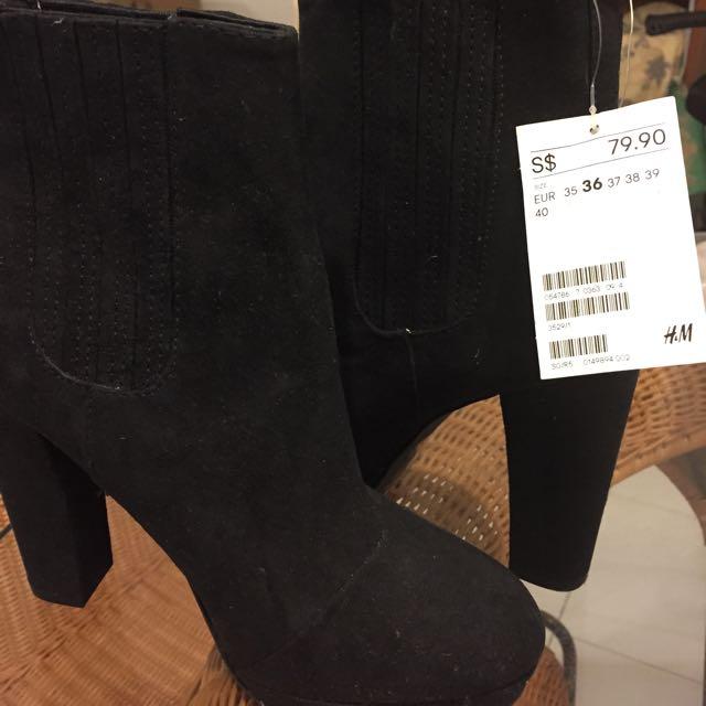 H&M Low Cut Boots