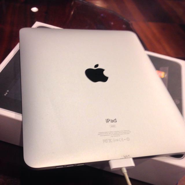 不用懷疑!賣iPad Fs.1(代售)