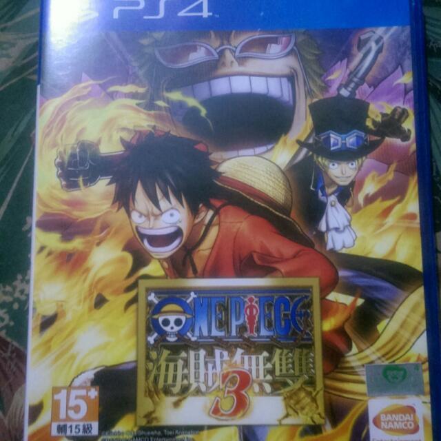 PS4 海賊無雙3中文版