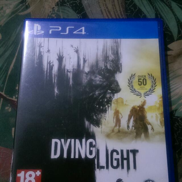 PS4 垂死之光 英文版 可交換