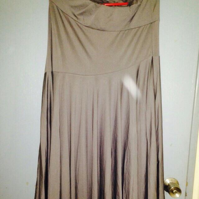 New Skirt Labuh Lycra