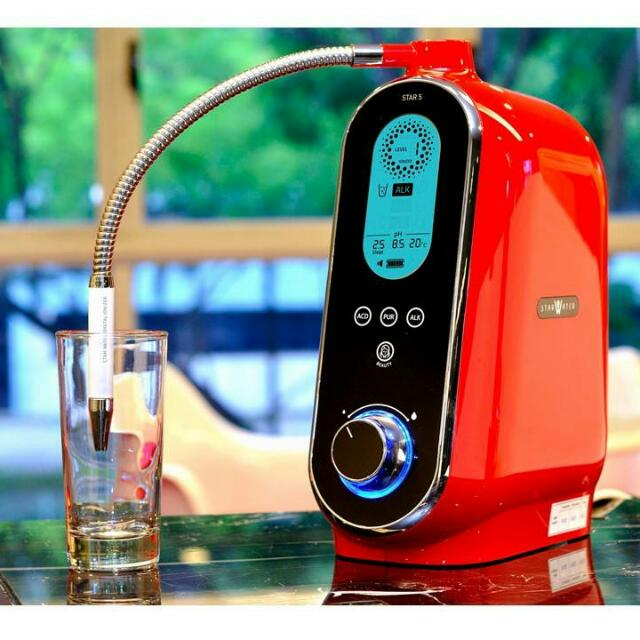 Starwater Star 5 Alkaline Water Ionizer