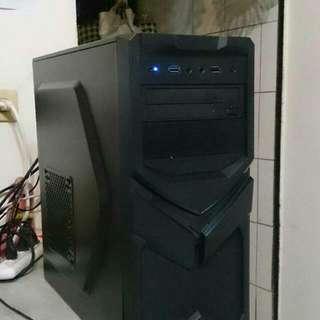 🚚 I5 7400四核心主機 120g ssd硬碟 記憶體ddr4 8g