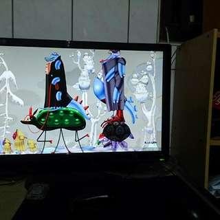 19.22吋液晶lcd電腦螢幕